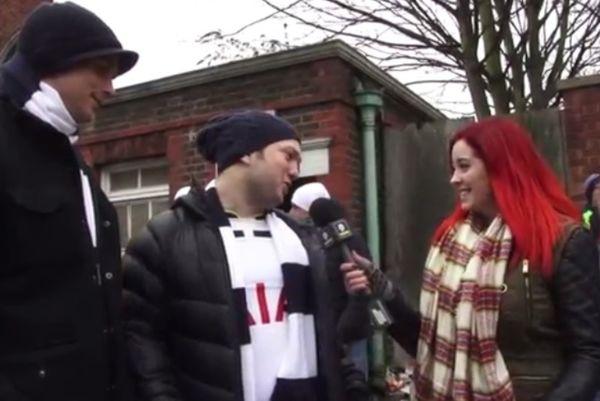 Τότεναμ: Οπαδοί αρνήθηκαν... ερωτική πρόκληση φίλης της Άρσεναλ! (video)