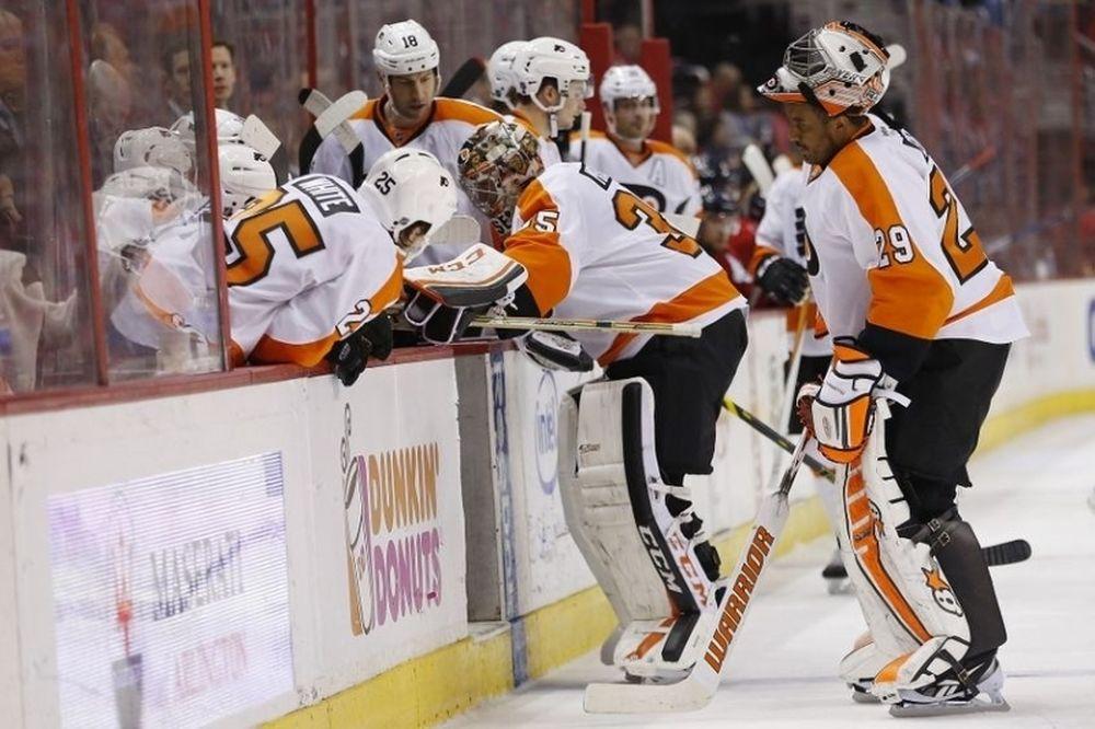 NHL: Δύο με τρεις εβδομάδες χωρίς Mason οι Φλάιερς
