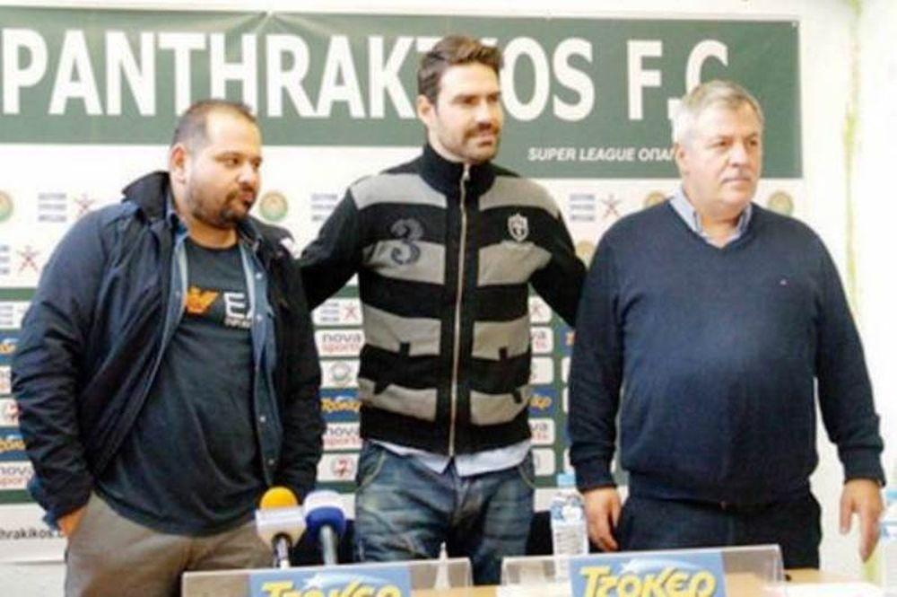 Πανθρακικός: Βολές εναντίον του Ρόκα οι Ultras Panthrax