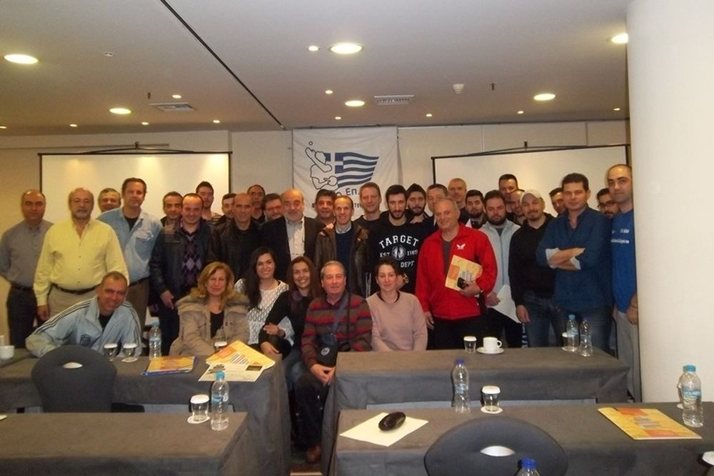 Πινγκ Πονγκ: Χρήσιμο το συνέδριο προπονητών της Βόρειας Ελλάδας