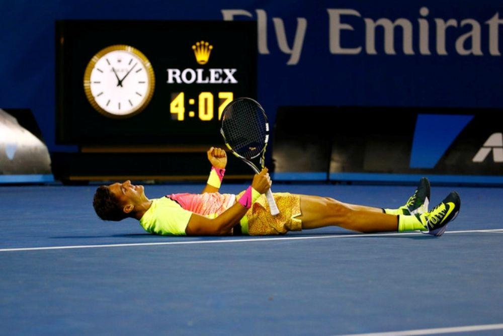 Τένις: Αποκλεισμός για Κοκκινάκη