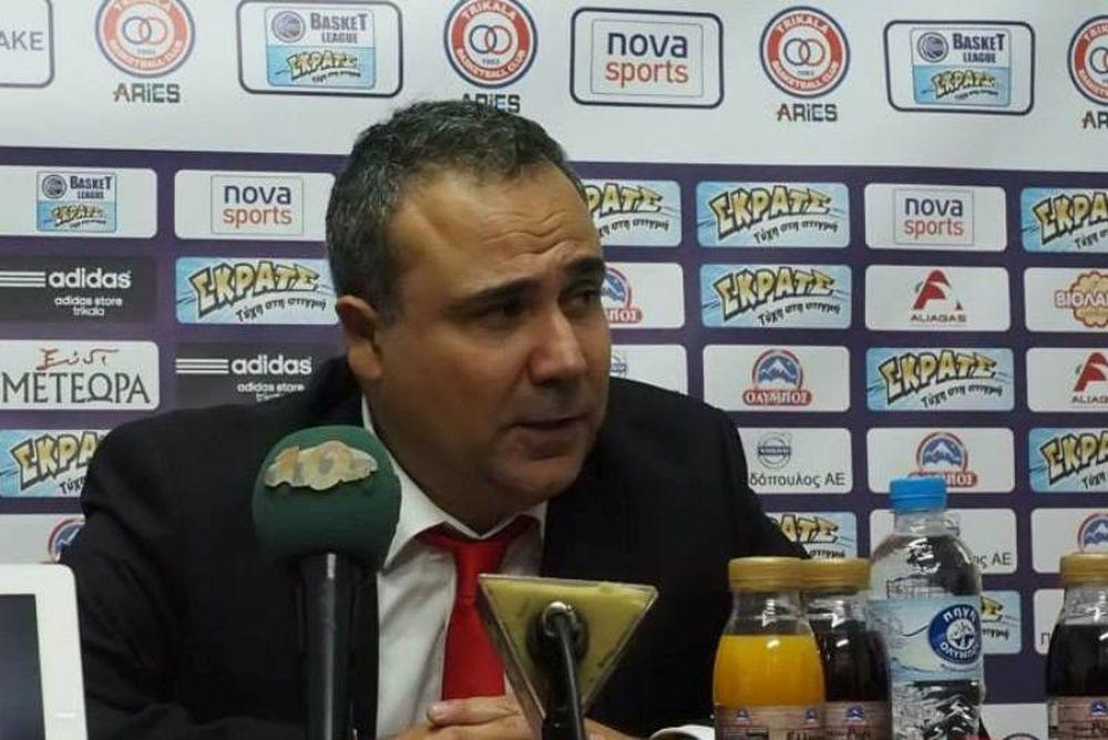 Φλεβαράκης: «Παίζεται όλη η σεζόν»