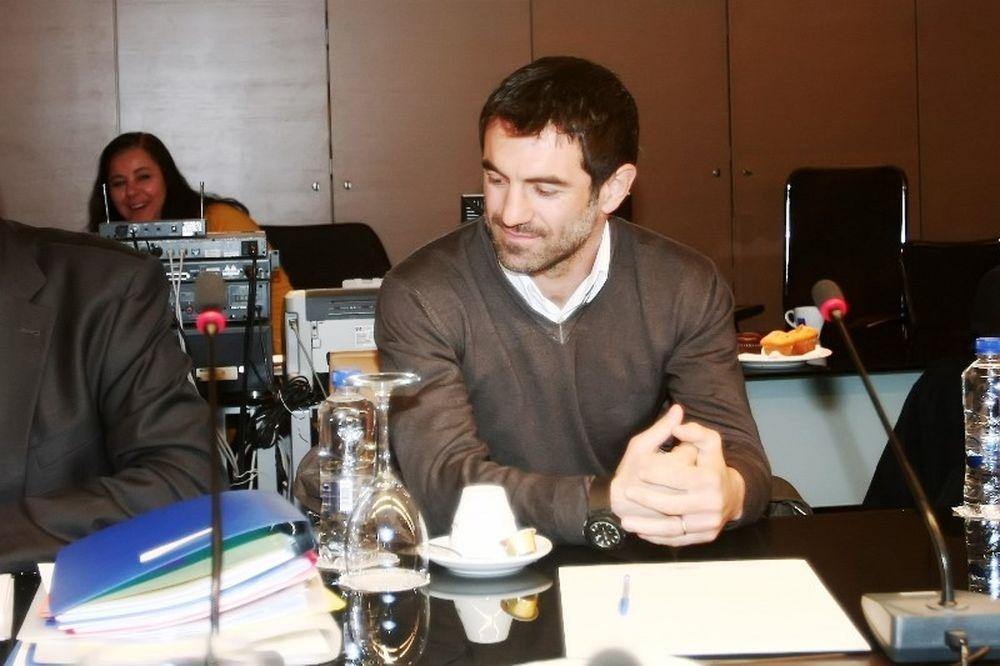 Καραγκούνης: «Όλη η Ελλάδα του εύχεται καλή επιτυχία»