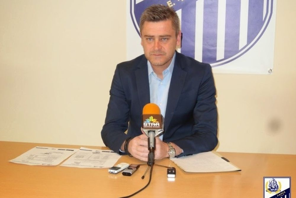 Δερμιτζάκης:  «Δεν ήθελα μεταγραφές»
