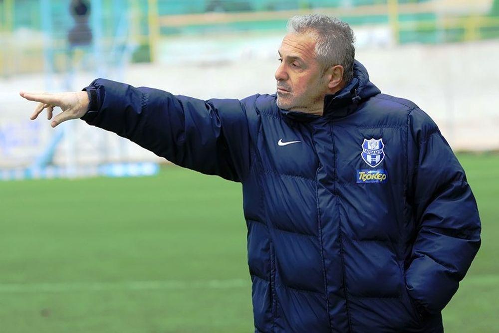 Βοσνιάδης: «Σημαντικό το εκτός έδρας γκολ»
