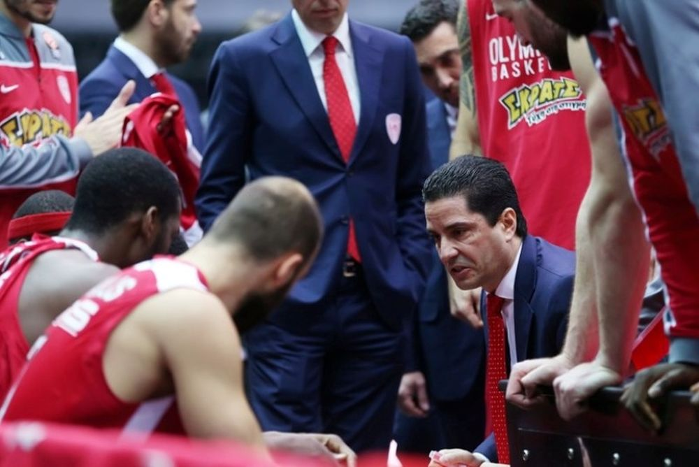 Σφαιρόπουλος: «Ποτέ δεν τα παρατήσαμε»