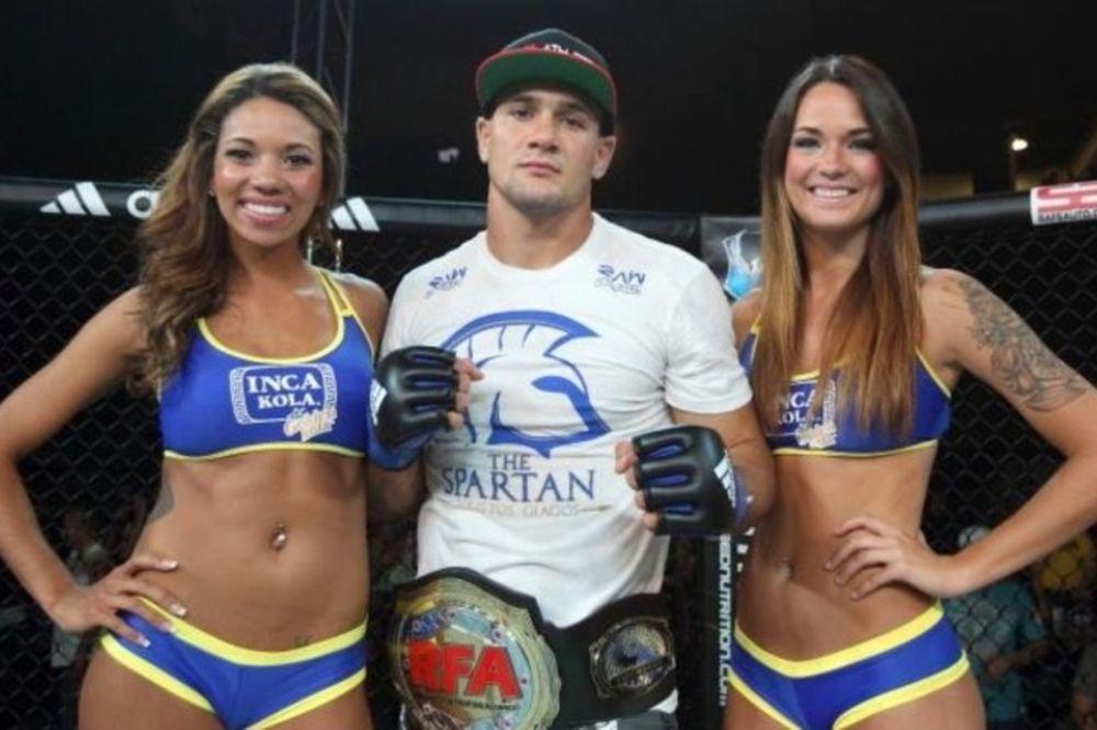 UFC Fight Night 67: Ματς στη Βραζιλία για Χρήστο Γιάγκο