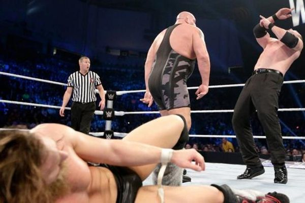 SmackDown: Νέα… στροφή για Big Show (photos+videos)