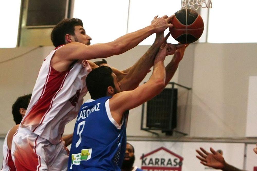 Basket League: Κηφισιά - Πανελευσινιακός 68-67 (photos)