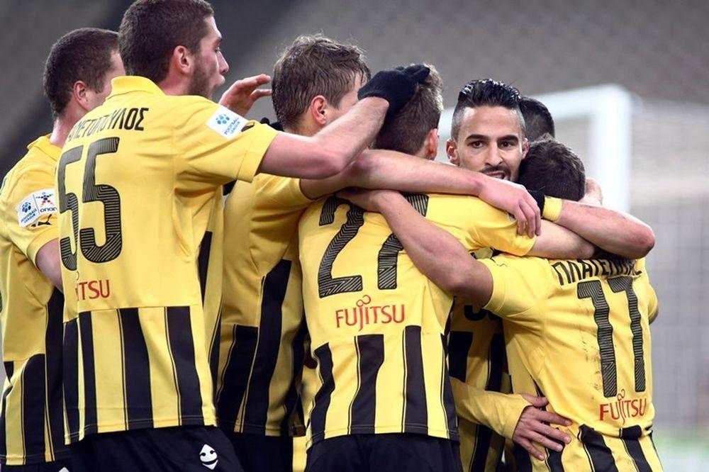 ΑΕΚ – Αχαρναϊκός 2-0