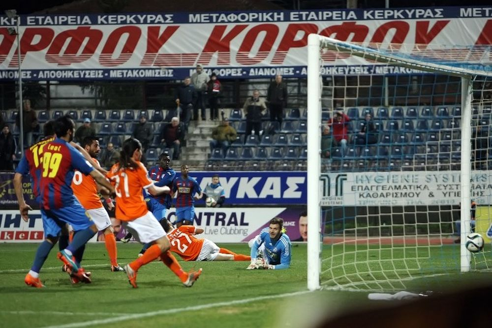 Κέρκυρα - ΑΕΛ Καλλονής 2-0: Τα γκολ του αγώνα (video)
