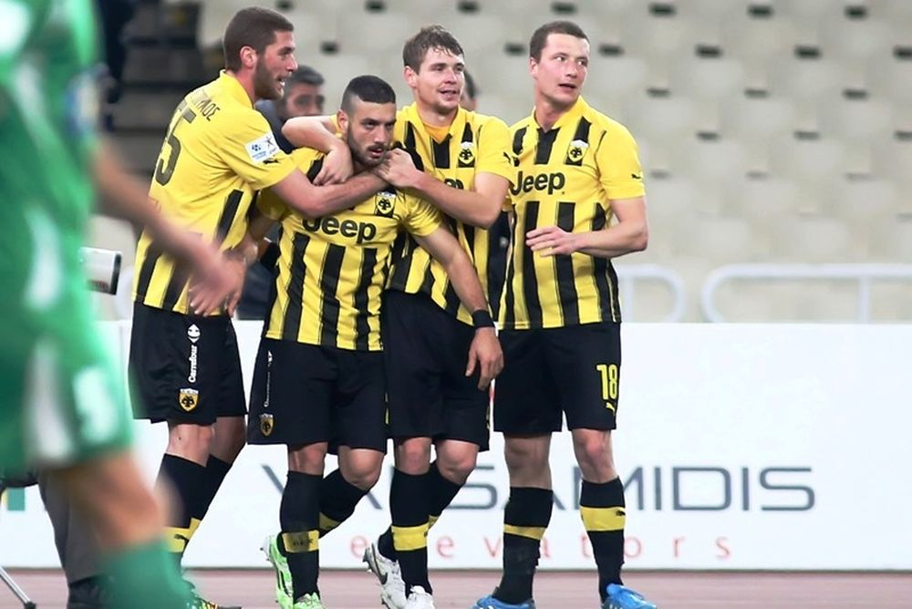 ΑΕΚ – Αχαρναϊκός 2-0: Τα γκολ και οι φάσεις του αγώνα (video)