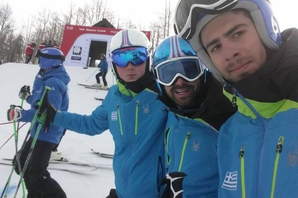 Χιονοδρομία: 32ος ο Συκαράς στο Παγκόσμιο των ΗΠΑ