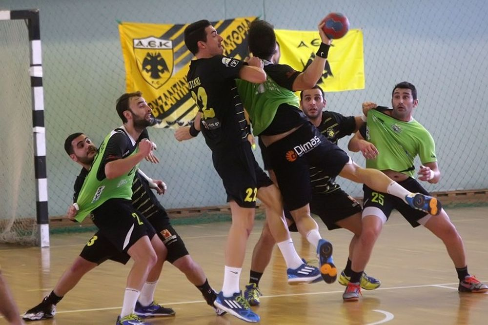 Κύπελλο Χάντμπολ Ανδρών: Ορίστηκε ο ημιτελικός ΑΕΚ - Διομήδης