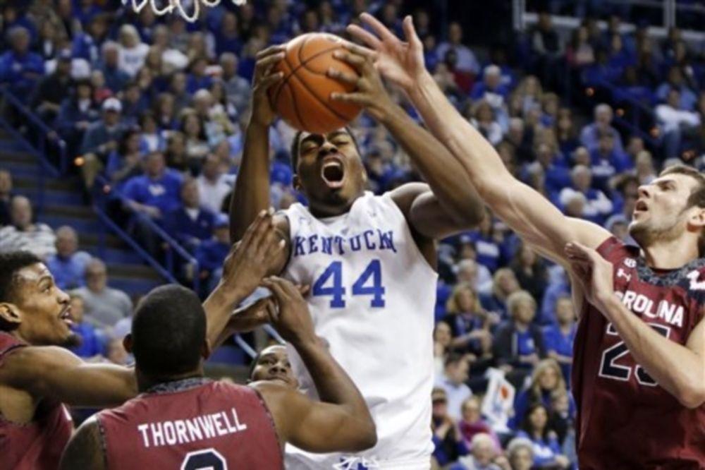 NCAA: Χωρίς αλλαγές στην πρώτη 8άδα, σταθερή η κορυφαία 25άδα