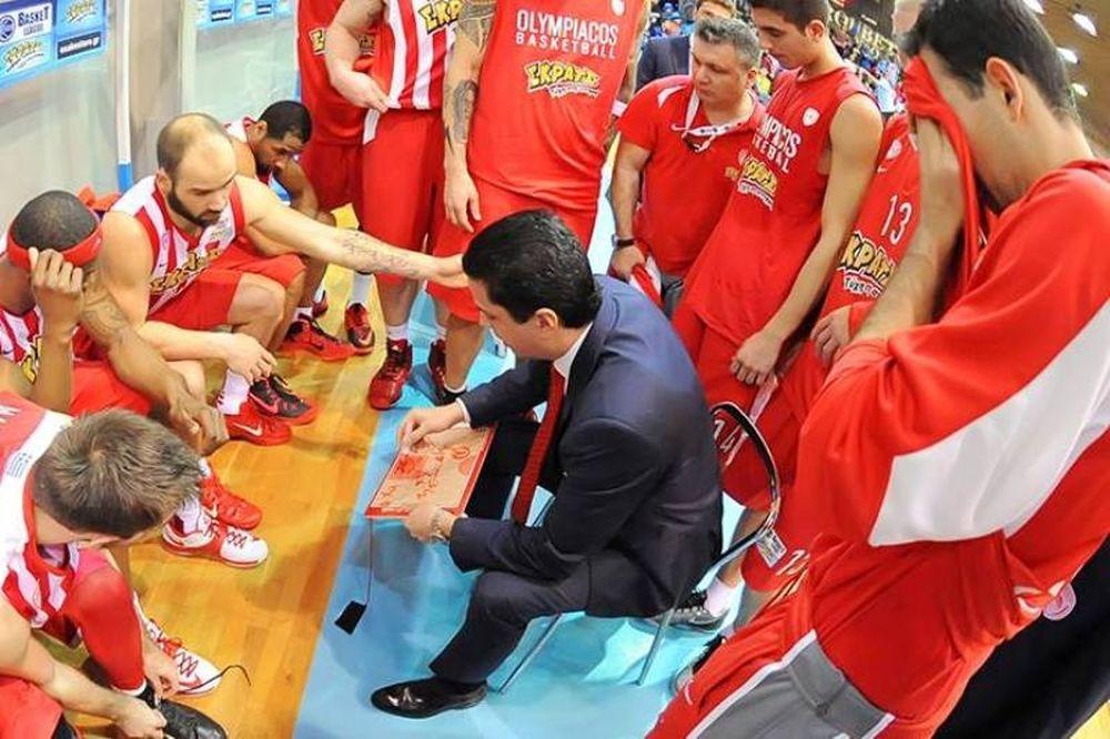 Σφαιρόπουλος: «Πολύ χρήσιμος παίκτης ο Τσαϊρέλης»