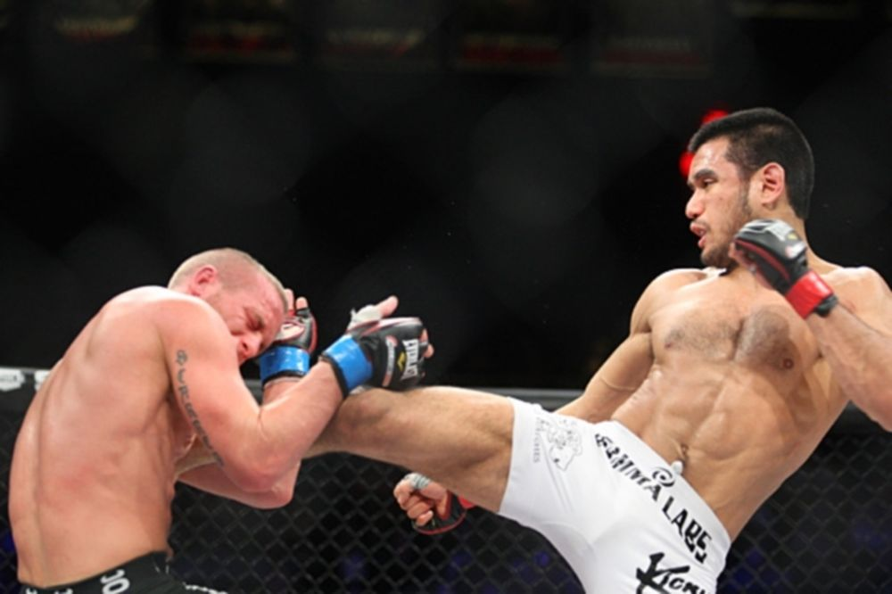UFC Fight Night 71: Επιστροφή του Phillipe Nover