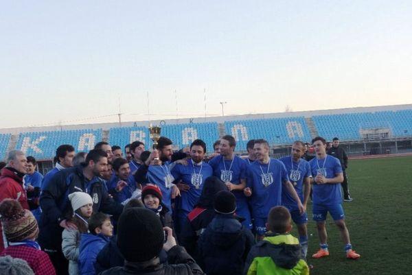 Κύπελλο Καβάλας: Η κούπα στον Νέστο Χρυσούπολης (photos)