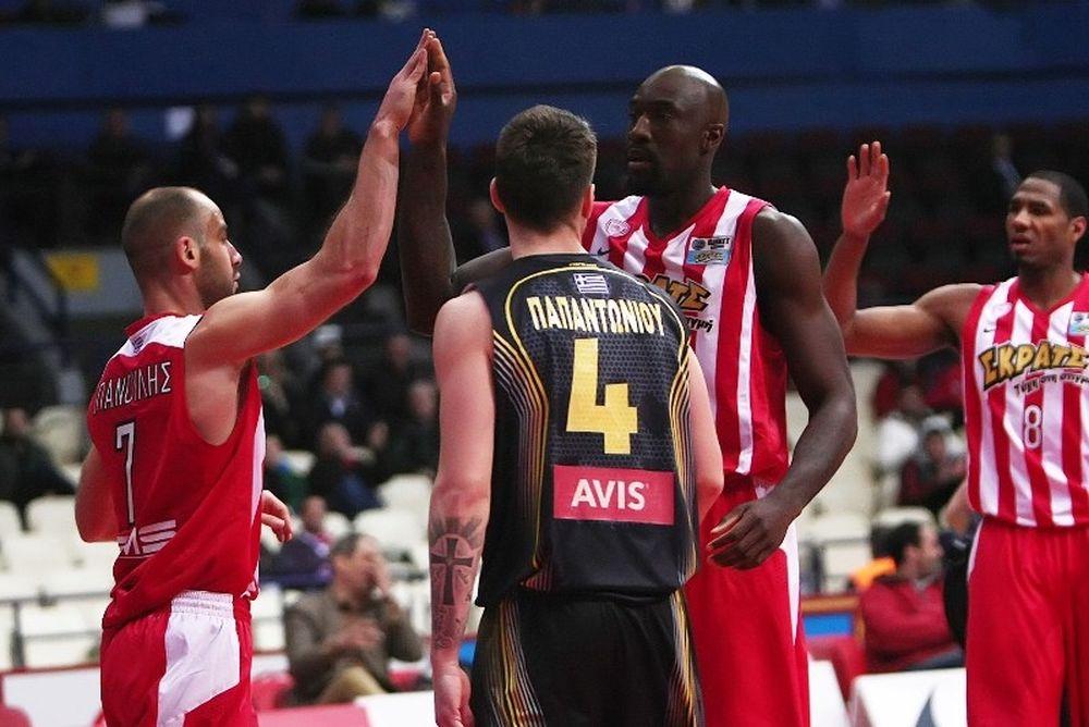 Basket League: Ντέρμπι στην αυλαία