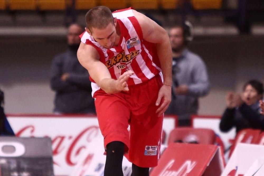 Λοτζέσκι: «Δεν παίξαμε όπως θα μπορούσαμε»