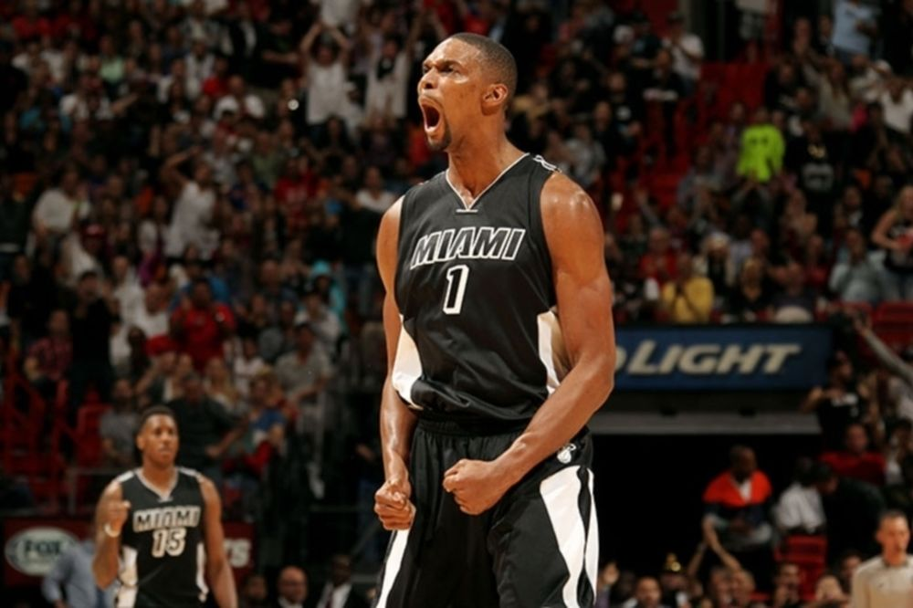 NBA: Πνευμονική εμβολή για Κρις Μπος