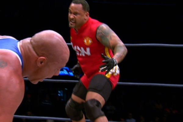 TNA Impact Wrestling: Έτοιμος ο MVP για Lashley (videos)