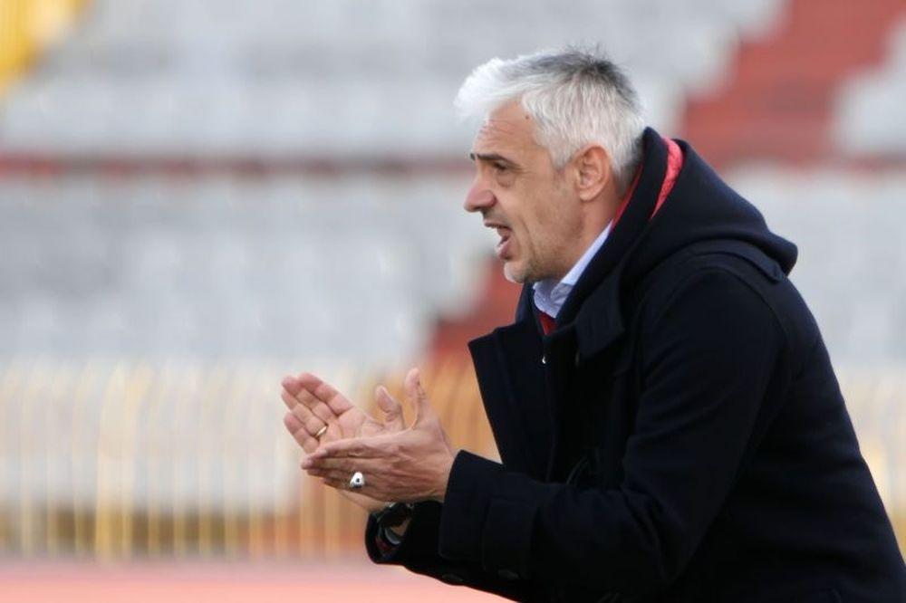 Χαραλαμπίδης: «Στο πέναλτι τελείωσε το ματς»