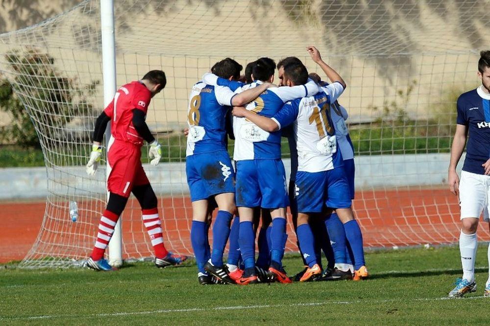 ΠΑΟ Βάρδας - Πανελευσινιακός 0-3