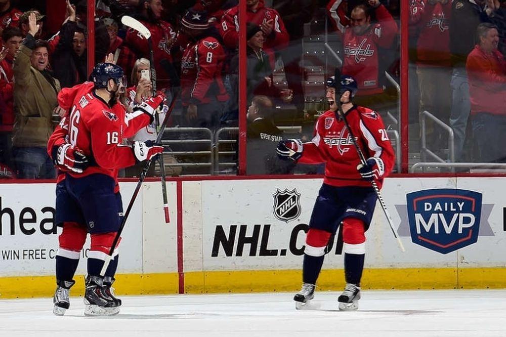 NHL: Στα πέναλτι οι Κάπιτολς και Άιλαντερς (videos)