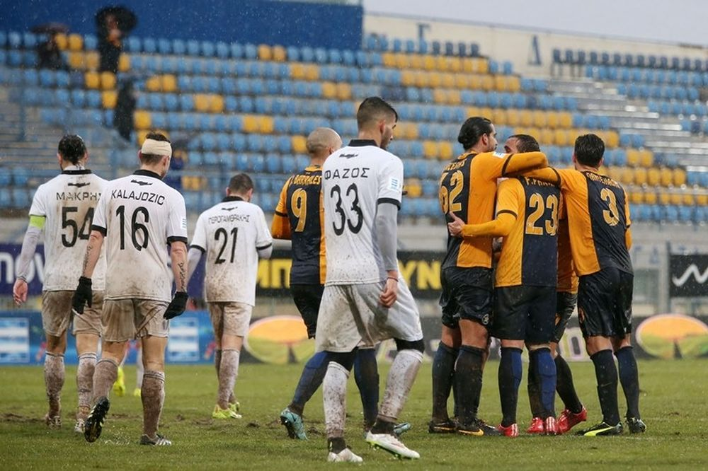 Αστέρας Τρίπολης - ΟΦΗ 6-1: Τα γκολ του αγώνα (video)