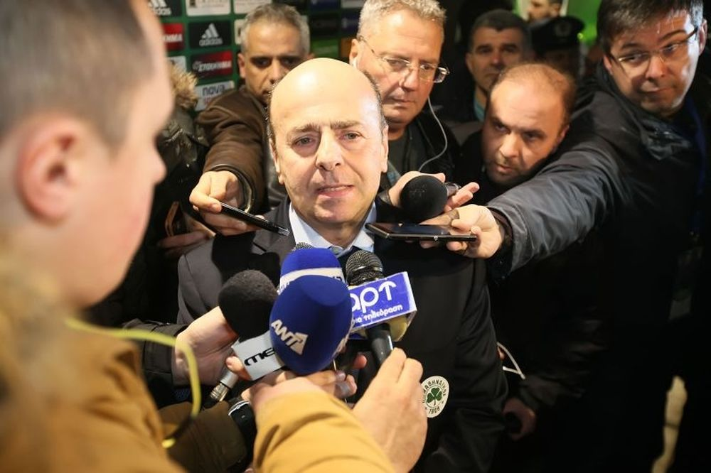 Onsports TV: Οι δηλώσεις Αλαφούζου για το Παναθηναϊκός-Ολυμπιακός (videos)