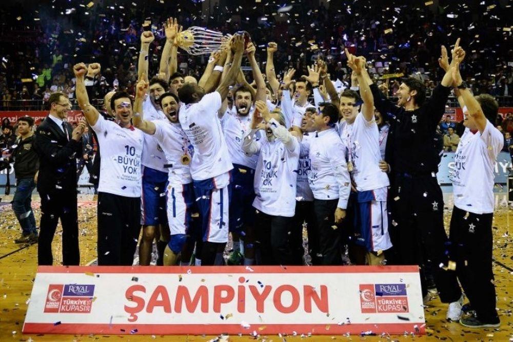 Αναντολού Εφές: Περήφανος για το τρίτο σερί Κύπελλο ο Λάσμε (photo)