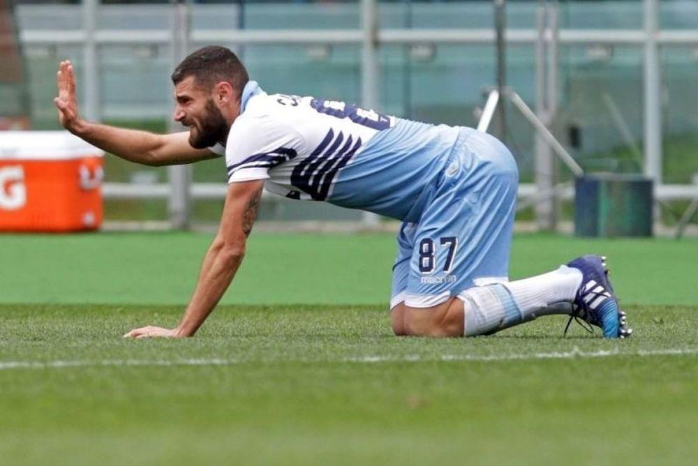 Τραυματίστηκε στον πανηγυρισμό του γκολ του ο Καντρέβα (video)