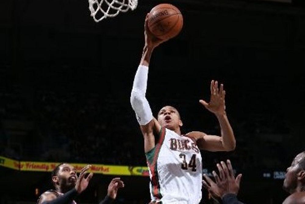 NBA: Στο Νο 2 ο Αντετοκούνμπο (video)