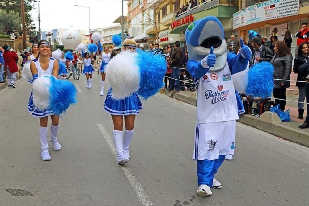 Ρέθυμνο: Στο Ρεθεμνιώτικο Καρναβάλι