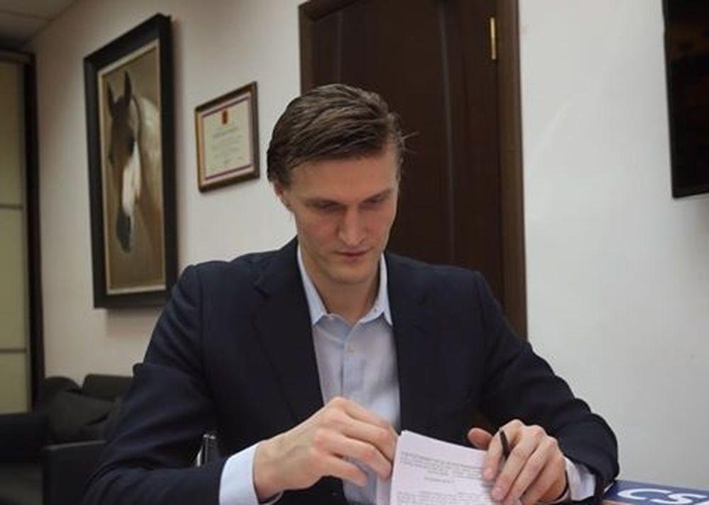 ΤΣΣΚΑ Μόσχας: Έφτασε και υπέγραψε ο Κιριλένκο (photos)