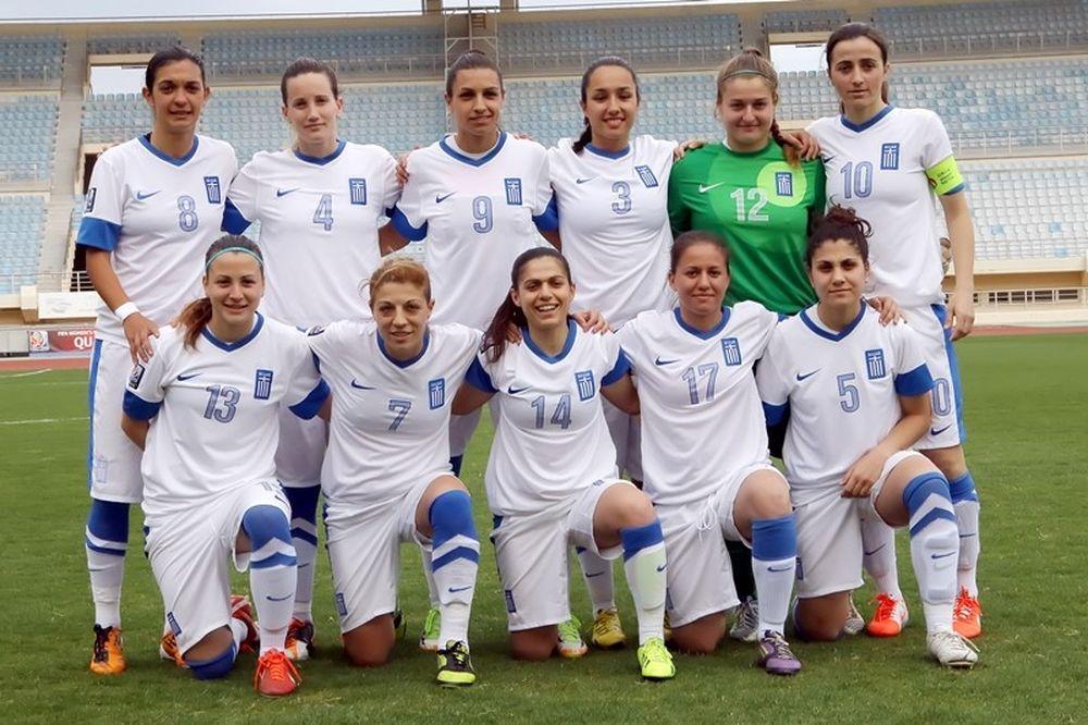 Εθνική Ποδοσφαίρου Γυναικών: Η αποστολή για Κύπρο