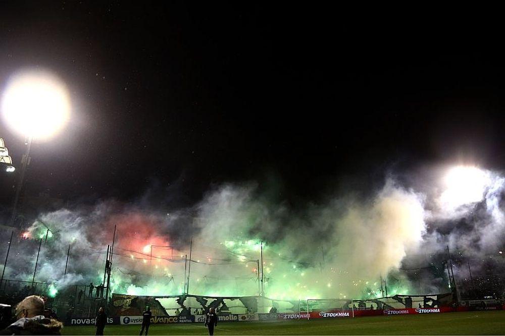 Παναθηναϊκός: Στο Top 5 των Ultras η Θύρα 13 (video)