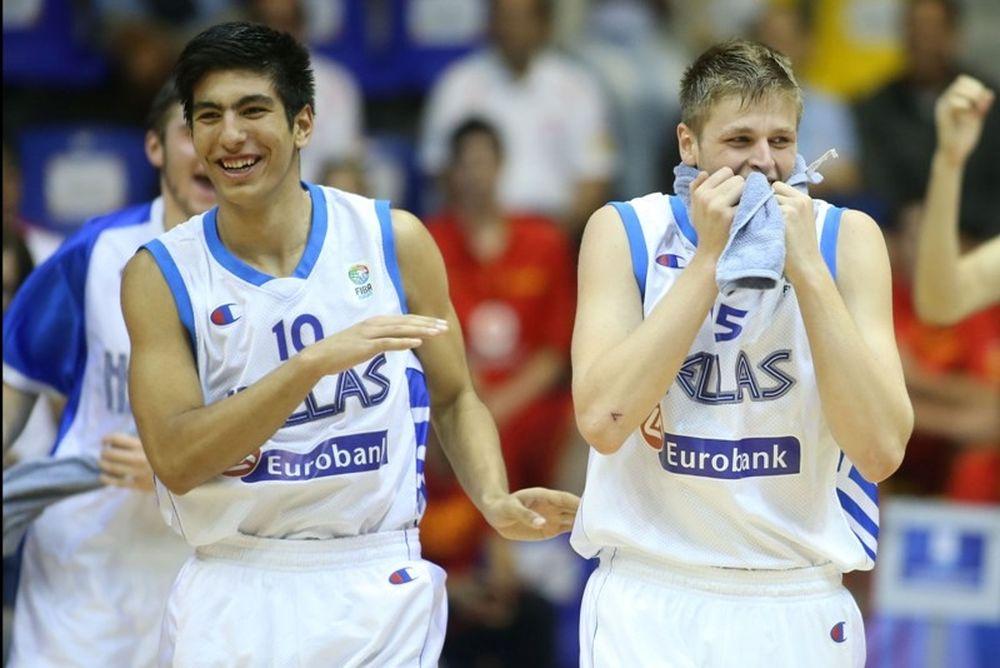 Εθνική Εφήβων: Το πρόγραμμα στο Ευρωμπάσκετ