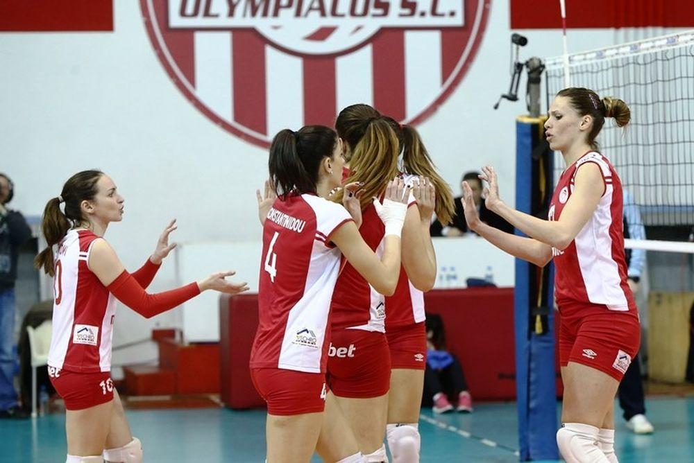 Ολυμπιακός – ΑΟ Θήρας 3-0 (photos)