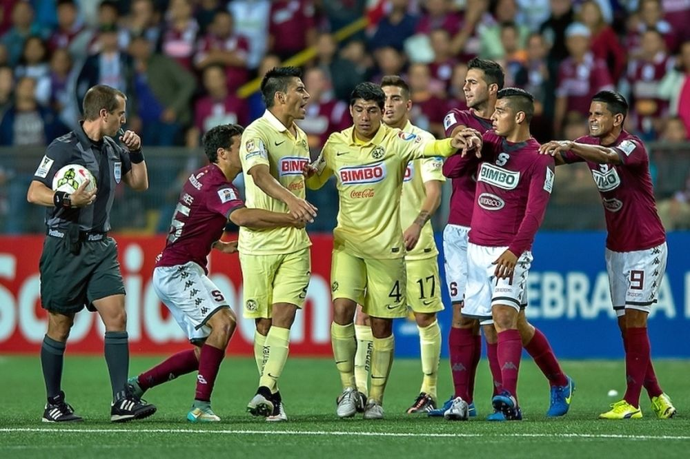 CONCACAF Champions League: «Χρυσές» αλλαγές για Κλαμπ Αμέρικα (video)