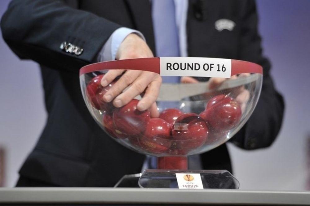 Europa League:Δύο εμφύλιοι στη φάση των 16