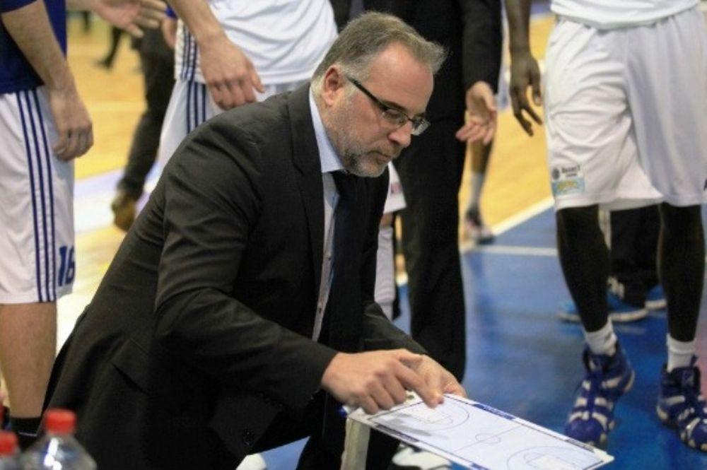 Σκουρτόπουλος: «Μόνο να κερδίσουμε με Παναθηναϊκό»