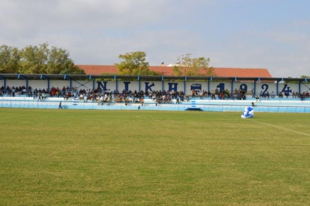 Νίκη Βόλου: Αισιοδοξία για το γήπεδο