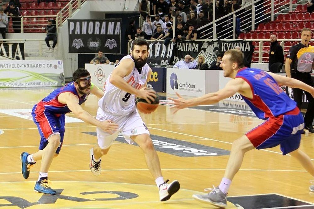 Basket League: ΠΑΟΚ - Πανιώνιος 79-65 (photos)