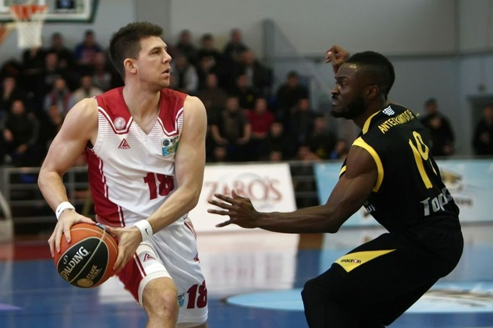 Basket League: Κηφισιά - Άρης 65-79 (photos)