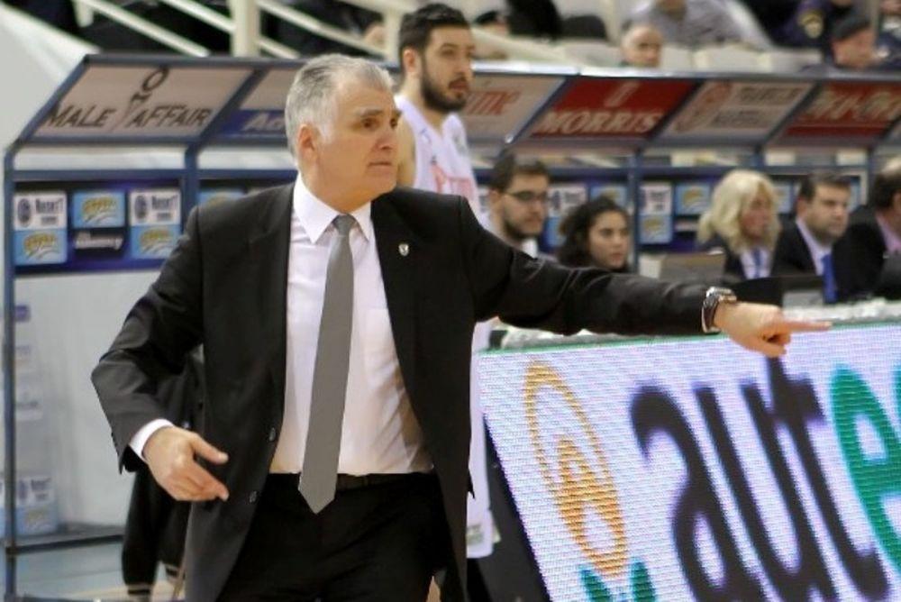 Μαρκόπουλος: «Είχε ψυχολογικό βάρος το ματς»