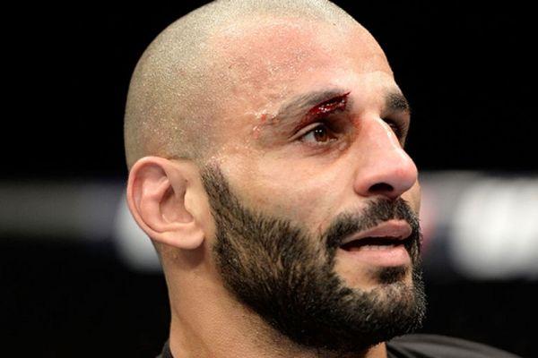UFC Fight Night 71: Ματς με Mousasi για Φιλίππου!