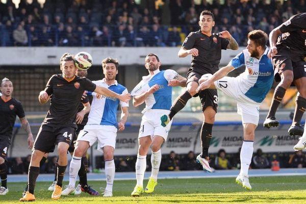 Κιέβο – Ρόμα 0-0