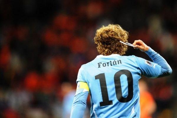 Αντίο στους «σελέστε» ο Φορλάν